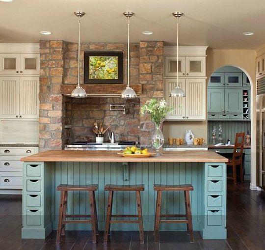 Cabin Kitchen Cabinets: 17 Best Images About CABIN KITCHEN On Pinterest