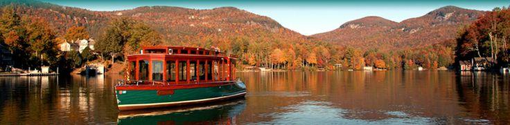 Luxury Lake North Carolina Resort | The Greystone Inn