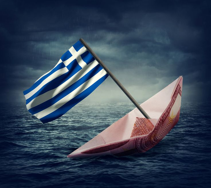 #Greece Getting Slippery..