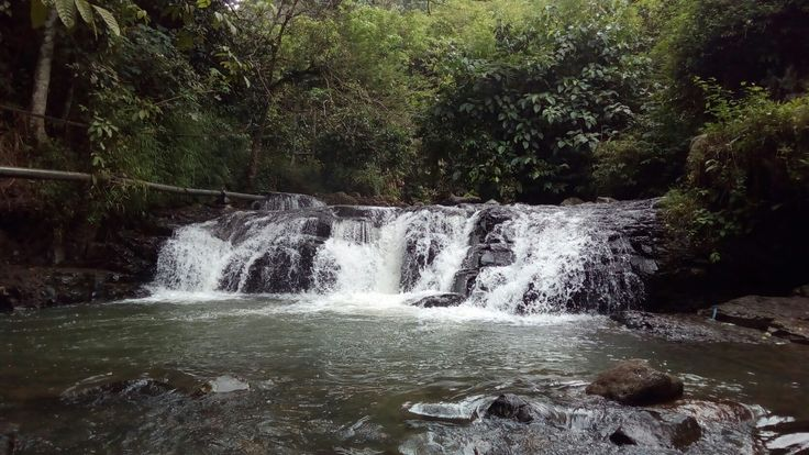 Level 3 Curup (mean waterfall) Kambas, OKU - South Sumatera/Indonesia