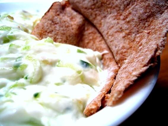 Tzatziki (Greek Yogurt Sauce) -Recipe | Greek Recipes | Pinterest ...