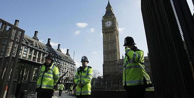England Increase Terrorism Against Standby