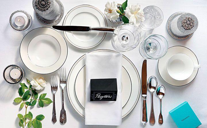 Cómo Poner Los Cubiertos En La Mesa Con Protocolo Plates Tableware Charger Pad