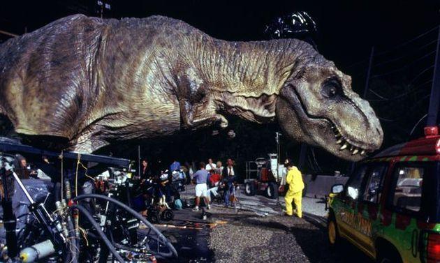 Il est beau mon T-Rex. Bon il a des bras à la con, mais il est beau !