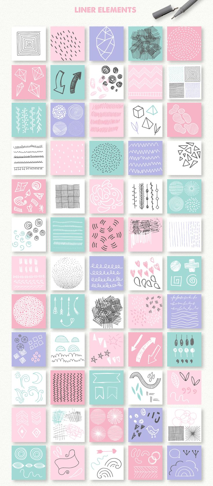 The Artistic Design Resources is an amazing toolkit contains a huge collection of quality design resources at an affordable price.
