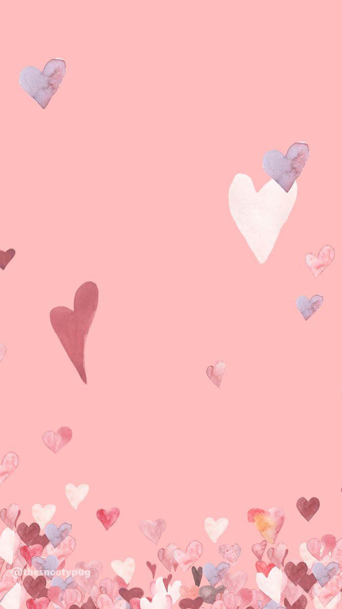 Trendy Heart Valentine S Day Wallpaper Valentines Wallpaper Iphone Abstract Iphone Wallpaper Valentines Wallpaper