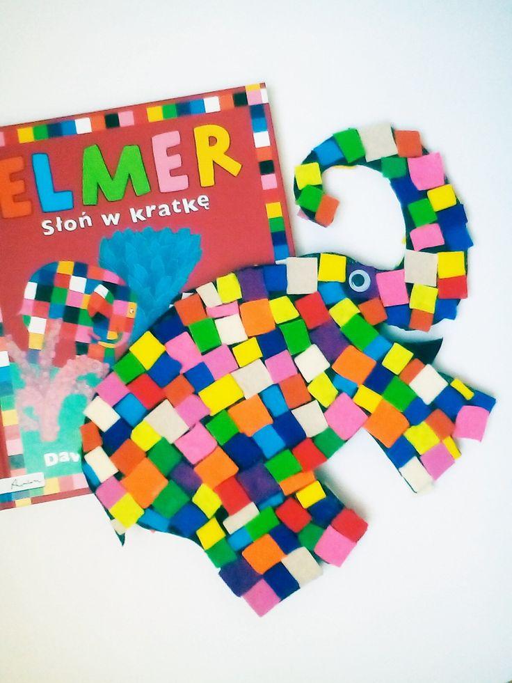Elmer z filcu