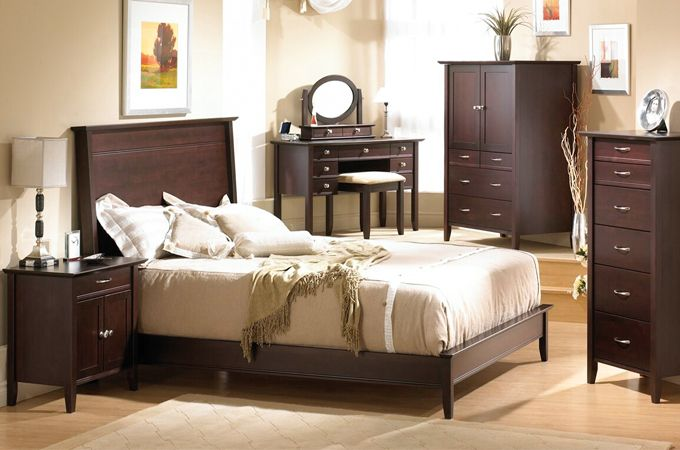 ensemble de chambre coucher de style contemporain choix de couleurs produit canadien. Black Bedroom Furniture Sets. Home Design Ideas