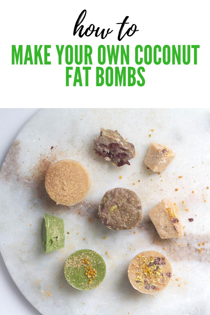 Are you curious about the keto diet or just want to up your dose of healthy fats? If so, then check out these DIY raw, vegan coconut fat bombs and DIY raw chocolates. I infused some great superfoods in each, so you pick and choose which one you love most. These are super easy to make, click through to get the recipe!