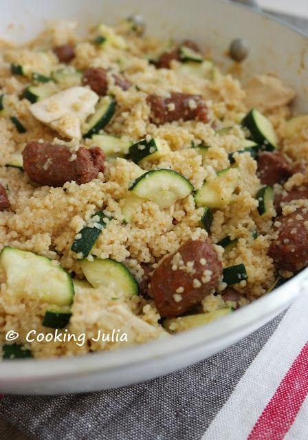ideas about Couscous Merguez on Pinterest | Recette couscous merguez ...