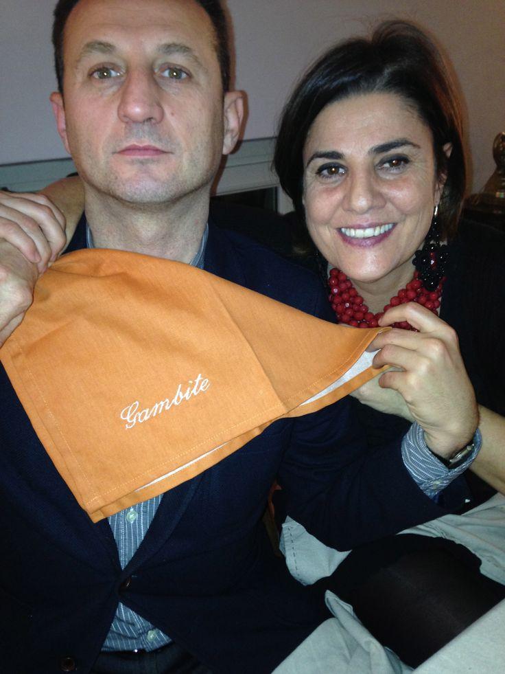Marcello (Gambite) & Checca