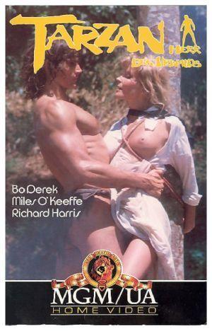 Tarzan The Ape Man Vhs Cover Movies Pic Pinterest Movies Tarzan And Film