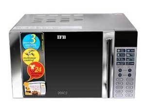 IFB 20SC2 20-Litre 1200-Watt Convection Microwave Oven At Rs.8399