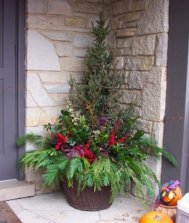 39 best Winter Porch Decorating images on Pinterest Winter porch
