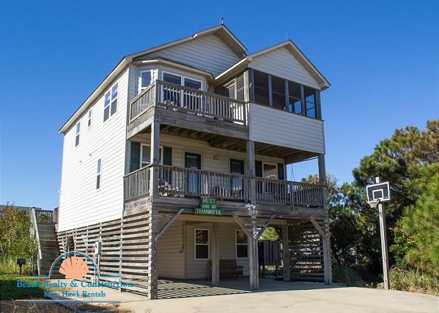 Outer Banks Beach House Weekend Rentals