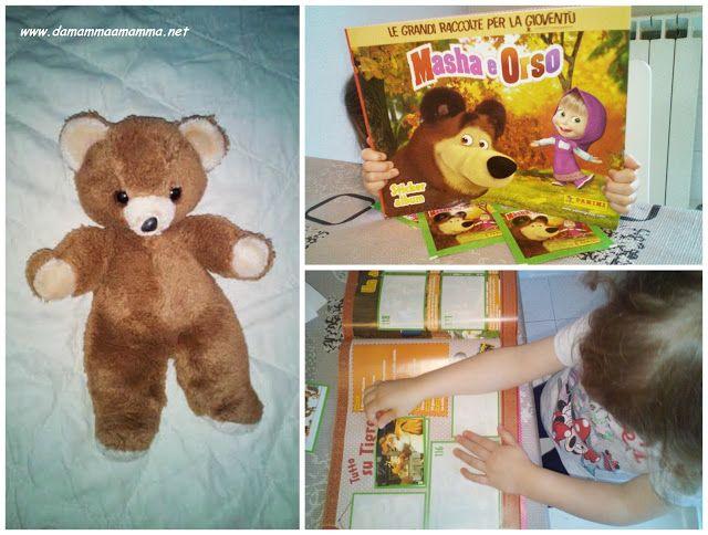 Da Mamma a Mamma.: Con l'album delle figurine di Masha e Orso la fant...