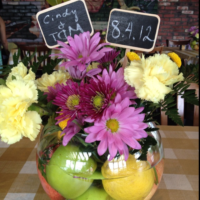 Easy Bridal shower DIY centerpiece!#Repin By:Pinterest++ for iPad#