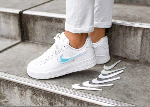 Comment acheter la Nike Air Force 1 Low 1-100 'Velcro logo ...