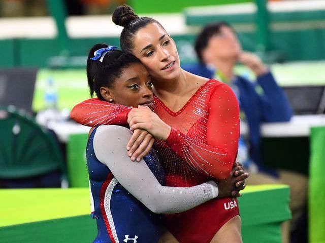 Simone Biles, Aly Raisman stand atop Olympic gymnastics world with Rio sweep