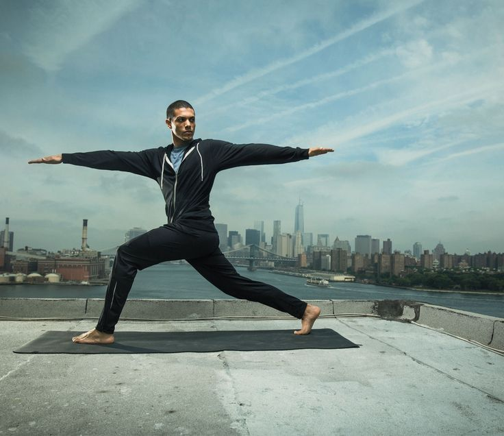 The Beginner's Guide to Yoga: all you need to increase flexibility, stability and sports performance.
