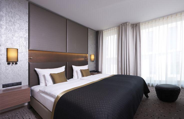 Suite im Steigenberger Hotel am Kanzleramt, Berlin