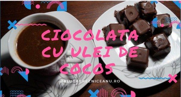 Cui nu-i place ciocolata? Exista oare o asemenea persoana? Nu cred. Cine ar putea refuza