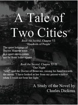 25 best my literature units at tpt images on pinterest close a tale of two cities book the first close reading not book the second or third fandeluxe Image collections