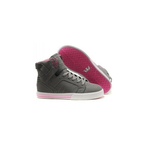 Buy and sell authentic Supra Skytop sw18260 Rose Gold Metallic White Supra Womens 2015