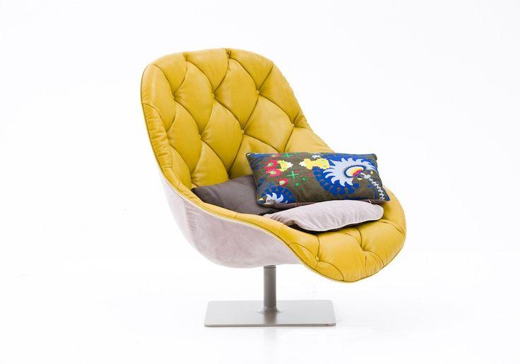 Bohemian Lounge Chair by Moroso