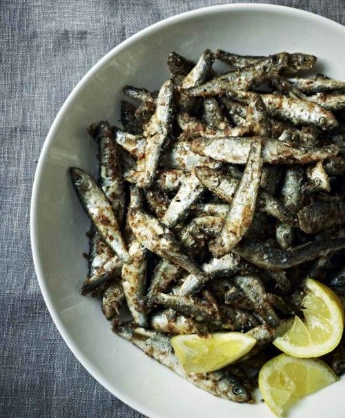 CHILE AND SPICE WHITEBAIT RECIPE