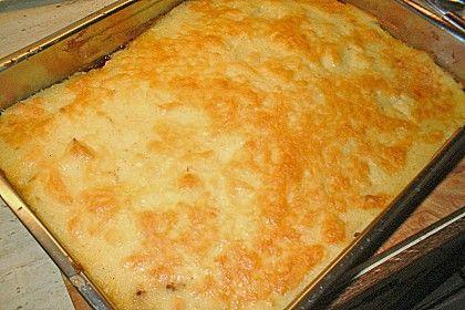 Geschnetzeltes mit Kartoffelbrei überbacken 1