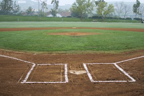 Baseball Field - One of my favorite places to go!