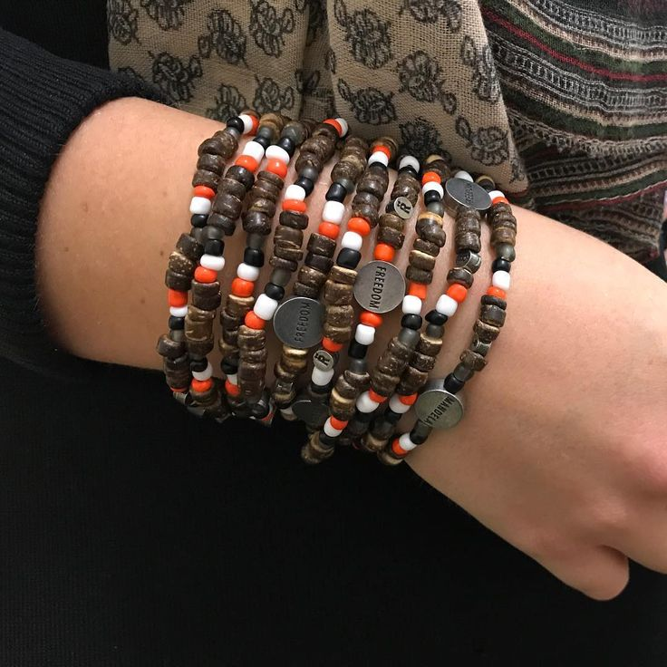 Proudly worn in support of the Nelson Mandela School Library Project and available worldwide - follow link in bio. #MandelaDay #RelateBracelets #BattleofMy67Beads #MakeADifference #CauseBracelets #Handmade #Madiba #Literacy #Education #JobCreation