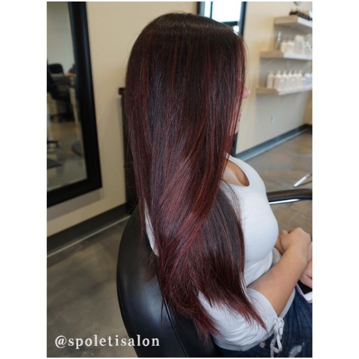Medium Raspberry Brown Hair Color Find Your Perfect Hair