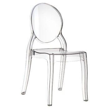 Židle Elizabeth Clear | Bonami