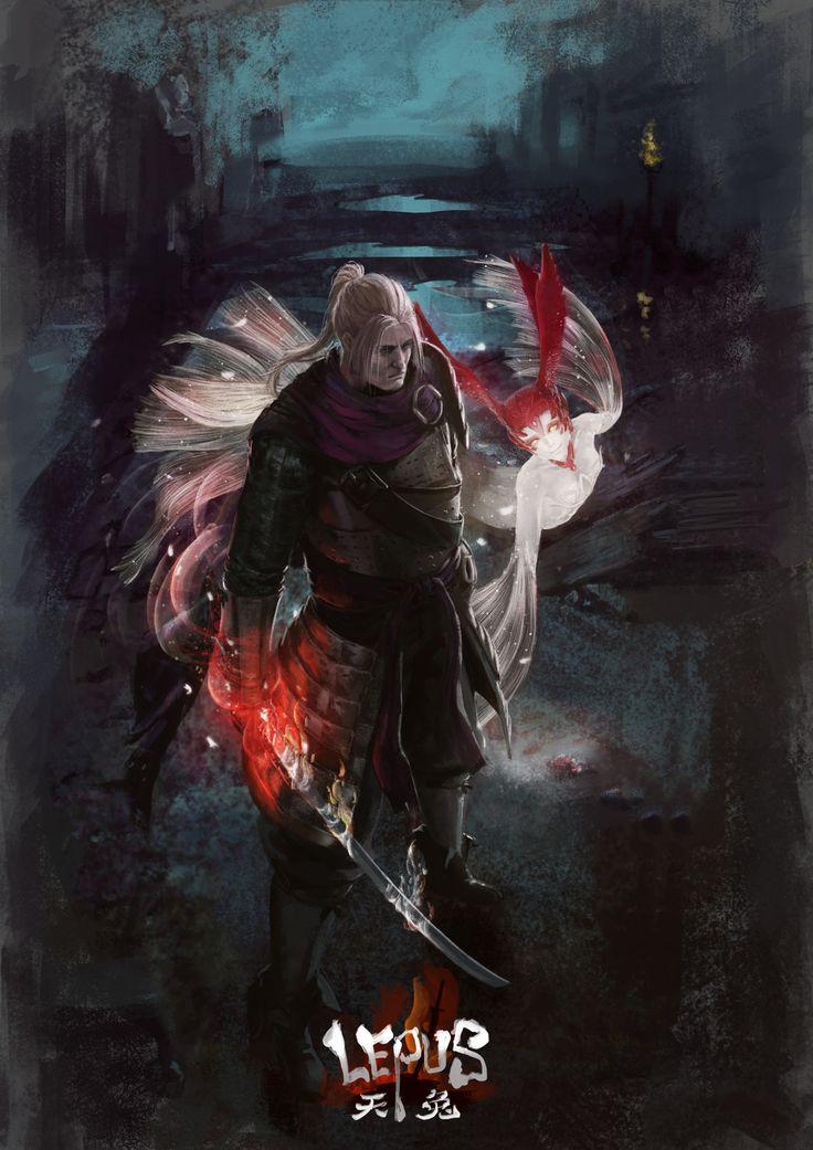 Pin by Jeff Hager on Samurai/Ninja/Oni/Yokai/Demons and ...