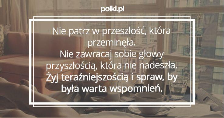Żyj tu i teraz! #polkipl