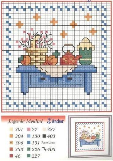 Gráficos de ponto cruz - Marcia R - Picasa Web Album