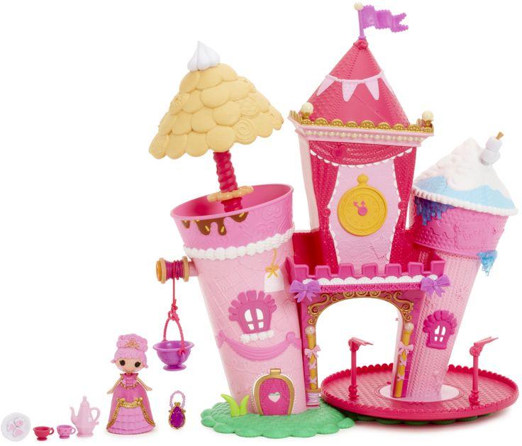 Замок Принцессы Minilalaloopsy 542315