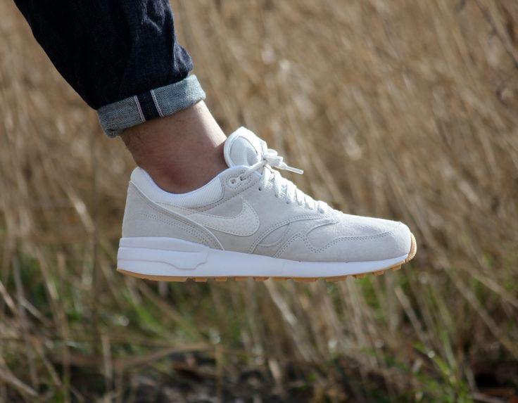 Nike Air Odyssey PRM Phantom White/Gum - 806252-055