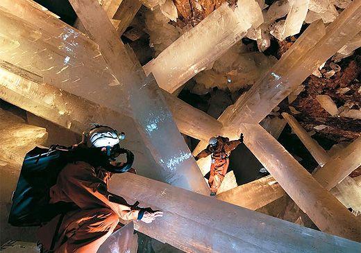 ナイカの結晶洞窟