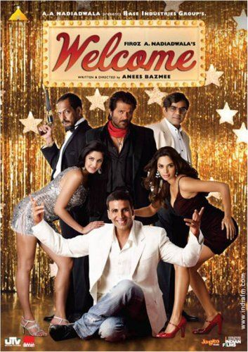 good Welcome (Hindi Movie / Indian Film / akshay kumar/Indian Cinema DVD)