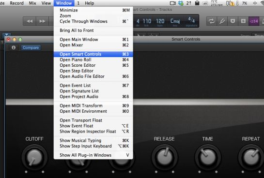 5 Quick Tips for Smart Controls in Logic Pro X: Step-by-step tutorial;