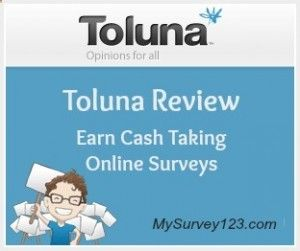 Join Toluna survey panel and get paid cash or gift cards for taking online surveys and testing product at home! Toluna is one of the top legitmate market research online panels, and this is my personal review. mysurvey123.com