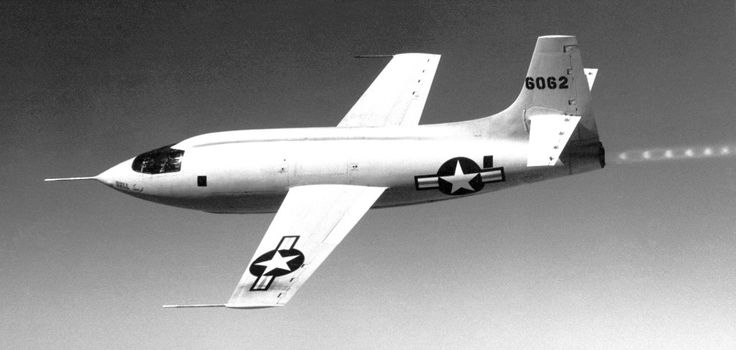 """Boom! NASA Wants to Bring Back Supersonic X-Planes 