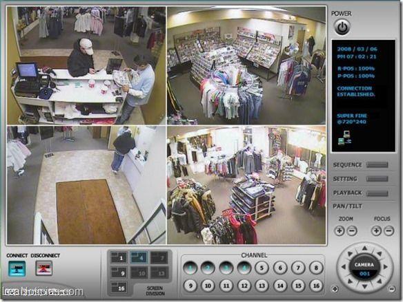 Desarrollan un sistema para que las cámaras de vigilancia se envíen información - http://www.leanoticias.com/2014/11/14/desarrollan-un-sistema-para-que-las-camaras-de-vigilancia-se-envien-informacion/