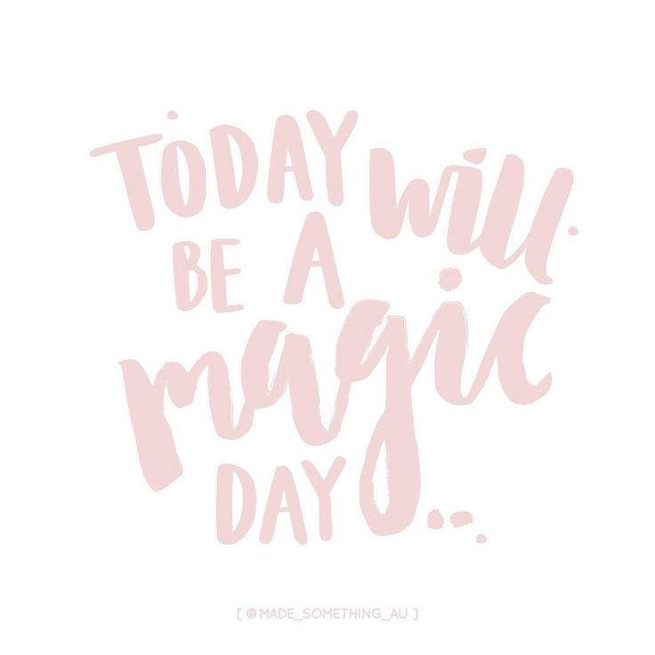 Today IS a magic day ... Spring is FINALLY here! Enjoy lovelies! ♡♡♡♡