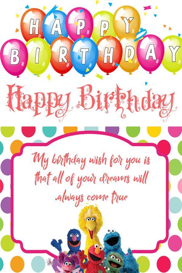 Kids Birthday Card Birthday Wishes For Kids Birthday Wishes For Son Birthday Wishes Messages