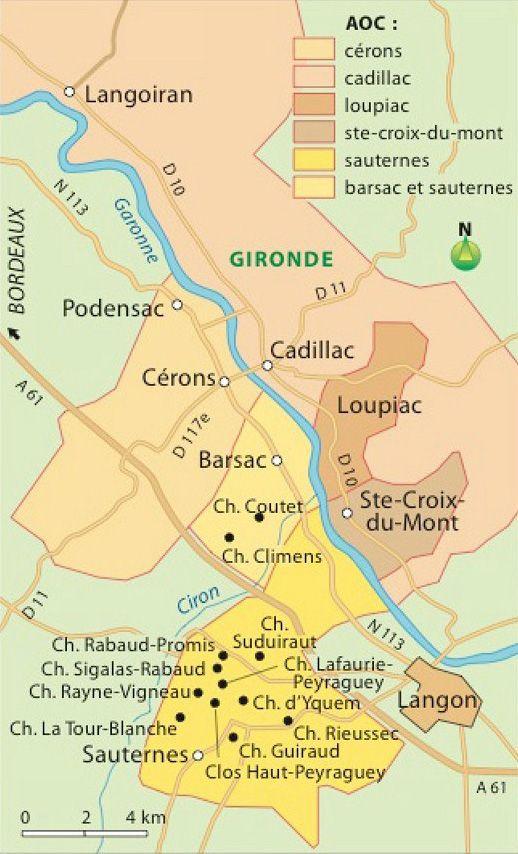 Carte des licoreux #bordeaux #ateliercavistes