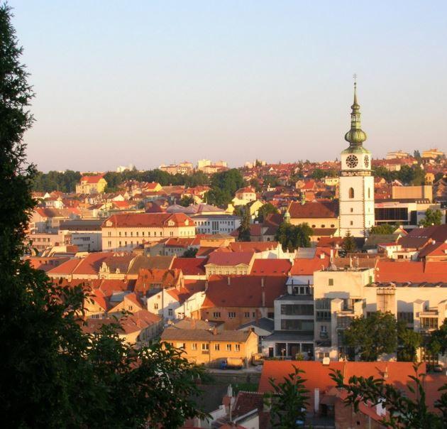 Třebíč (Moravie du Sud), Tchéquie #czechia #towns